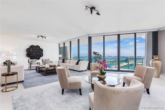 1000 Biscayne Blvd #3302, Miami, FL 33132 (MLS #A10787254) :: Ray De Leon with One Sotheby's International Realty