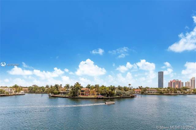20191 E Country Club Dr Th9, Aventura, FL 33180 (MLS #A10787281) :: RE/MAX Presidential Real Estate Group