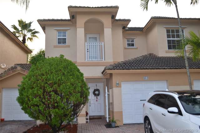 884 NW 170th Ter, Pembroke Pines, FL 33028 (MLS #A10787282) :: RE/MAX Presidential Real Estate Group
