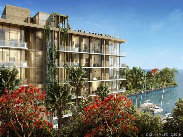3581 E Glencoe St #103, Miami, FL 33133 (MLS #A10787349) :: Ray De Leon with One Sotheby's International Realty