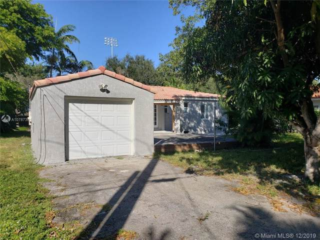 142 NW 111th St, Miami Shores, FL 33168 (MLS #A10787381) :: The Jack Coden Group