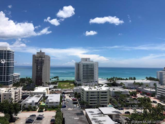 6770 Indian Creek Dr Ph-A, Miami Beach, FL 33141 (MLS #A10787398) :: The Riley Smith Group
