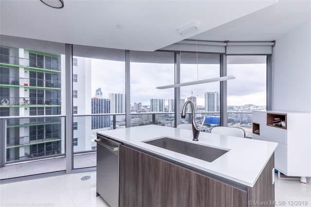 488 NE 18th St #2400, Miami, FL 33132 (MLS #A10787405) :: Berkshire Hathaway HomeServices EWM Realty