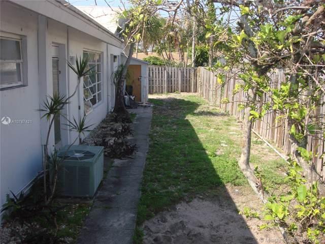5201 NE 18th Ave, Fort Lauderdale, FL 33334 (MLS #A10787421) :: Laurie Finkelstein Reader Team