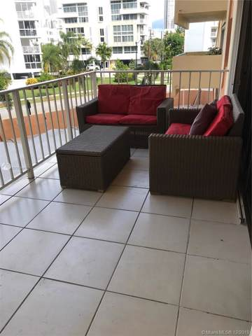 200 178th Dr #301, Sunny Isles Beach, FL 33160 (MLS #A10787444) :: The Erice Group