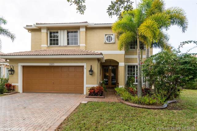 3322 SW 175th Ave, Miramar, FL 33029 (MLS #A10787501) :: RE/MAX Presidential Real Estate Group