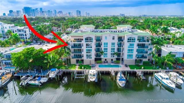 400 Hendricks Isle #401, Fort Lauderdale, FL 33301 (MLS #A10787502) :: Laurie Finkelstein Reader Team