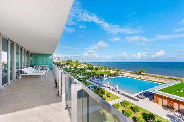 360 Ocean Drive 501S, Key Biscayne, FL 33149 (MLS #A10787527) :: The Erice Group