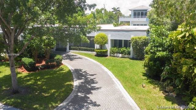 321 Island Dr, Key Biscayne, FL 33149 (MLS #A10787548) :: The Erice Group