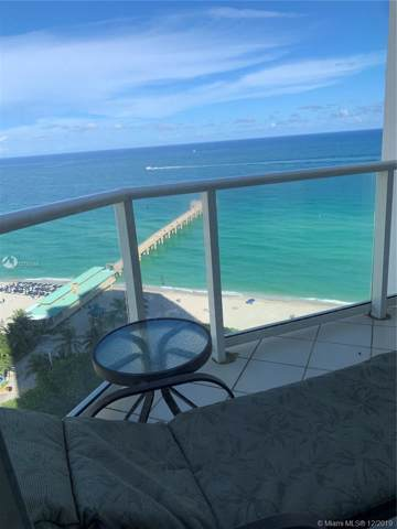 16485 NE Collins Ave #1834, Sunny Isles Beach, FL 33160 (MLS #A10787556) :: The Erice Group
