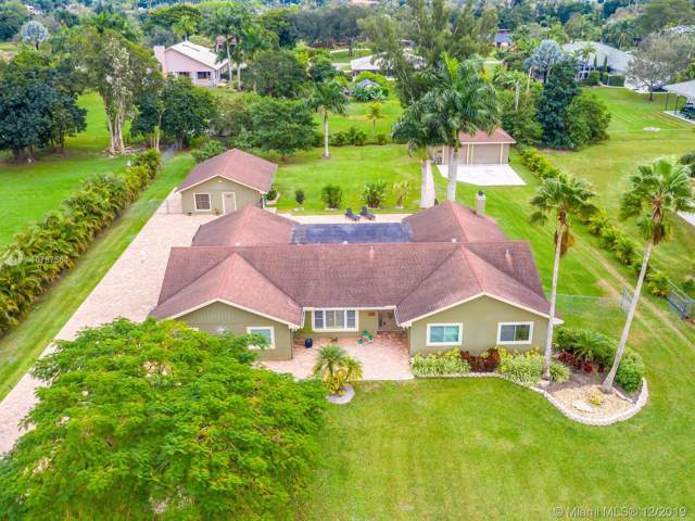 5400 SW 196th Ln, Southwest Ranches, FL 33332 (MLS #A10787564) :: The Teri Arbogast Team at Keller Williams Partners SW