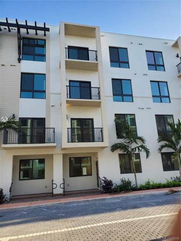 4670 NW 84 Ave #13, Doral, FL 33166 (MLS #A10787595) :: The Erice Group