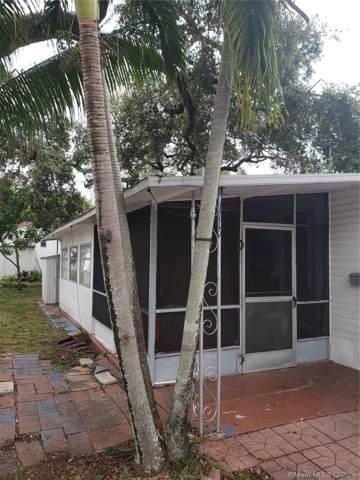 3120 W Hallandale Beach Blvd #718, Pembroke Park, FL 33009 (MLS #A10787600) :: The Riley Smith Group