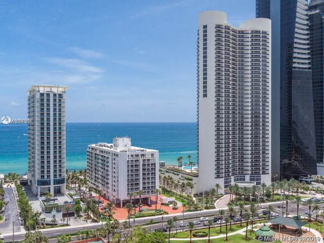210 174th St #2103, Sunny Isles Beach, FL 33160 (MLS #A10787681) :: The Teri Arbogast Team at Keller Williams Partners SW