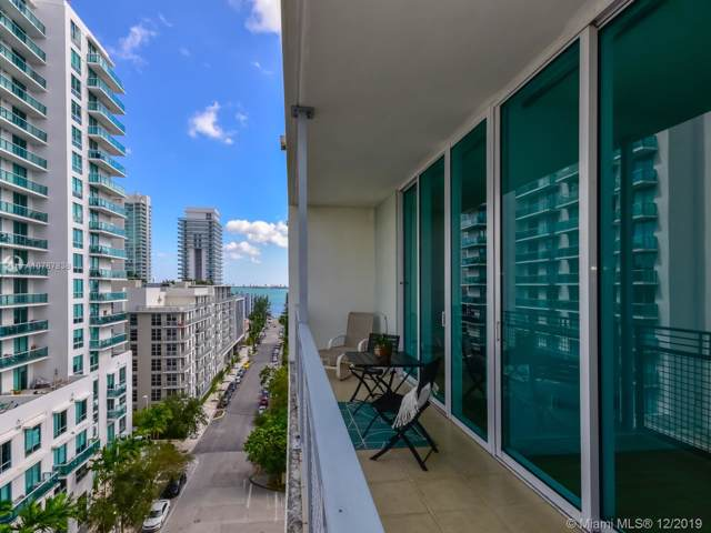 350 NE 24th St #808, Miami, FL 33137 (MLS #A10787838) :: The Jack Coden Group