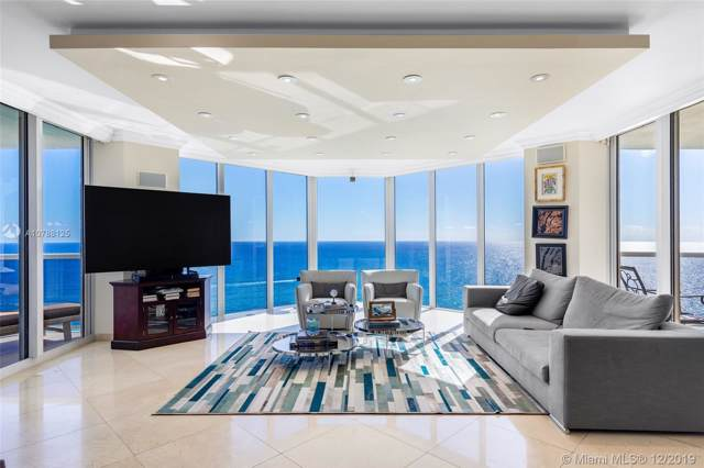 19111 Collins Ave #3808, Sunny Isles Beach, FL 33160 (MLS #A10788125) :: Carole Smith Real Estate Team