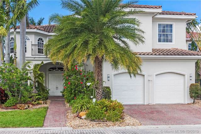 987 Captiva Dr, Hollywood, FL 33019 (MLS #A10788151) :: Green Realty Properties