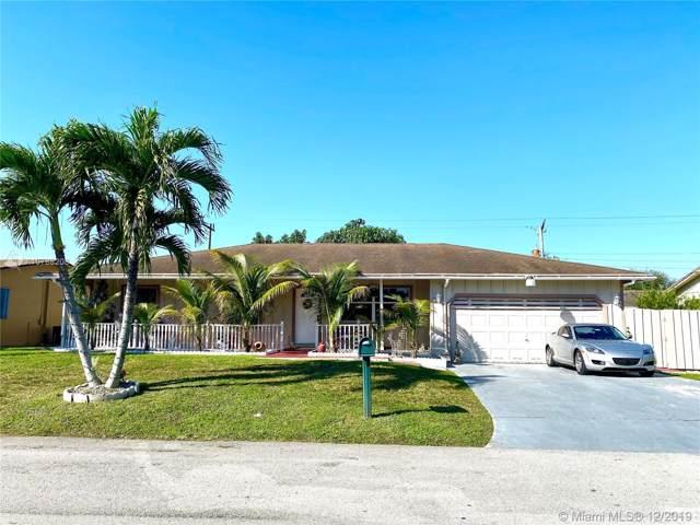 1720 SW 97th Ave, Miramar, FL 33025 (MLS #A10788208) :: The Teri Arbogast Team at Keller Williams Partners SW