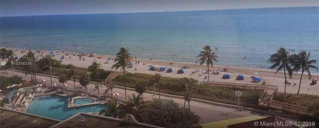 101 N Ocean Dr #685, Hollywood, FL 33019 (MLS #A10788336) :: The Paiz Group