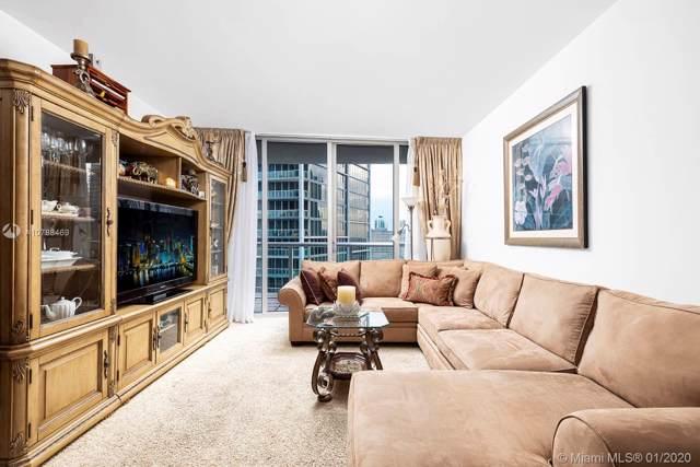 475 Brickell Ave #3213, Miami, FL 33131 (MLS #A10788469) :: Berkshire Hathaway HomeServices EWM Realty