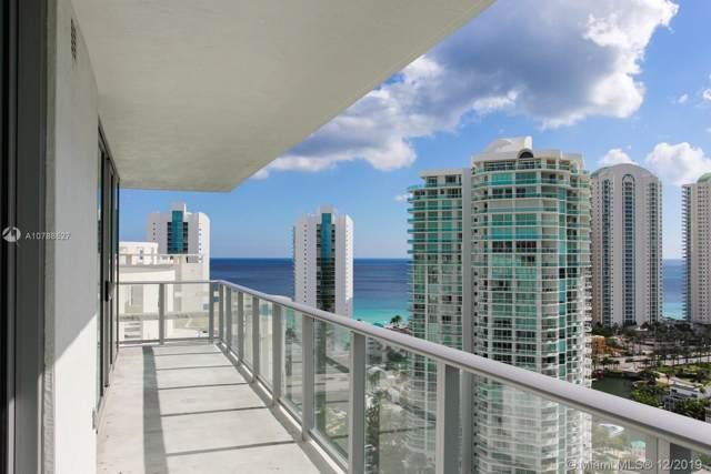 300 Sunny Isles Blvd #2202, Sunny Isles Beach, FL 33160 (MLS #A10788527) :: United Realty Group
