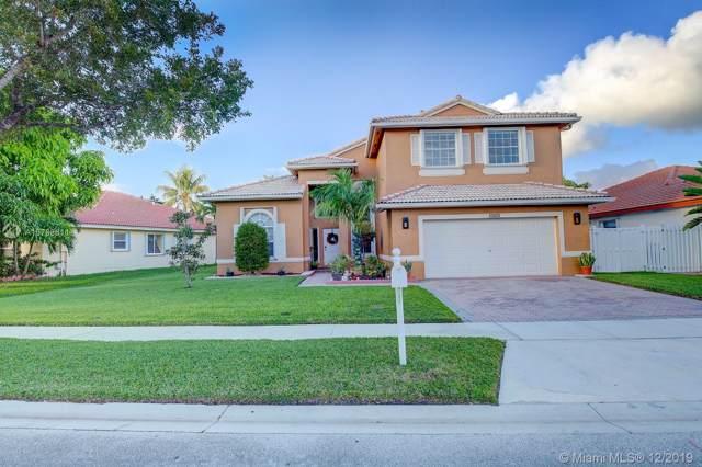 14641 SW 41st St, Miramar, FL 33027 (MLS #A10788611) :: Prestige Realty Group