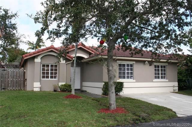9017 SW 215th St, Cutler Bay, FL 33189 (MLS #A10788786) :: Patty Accorto Team