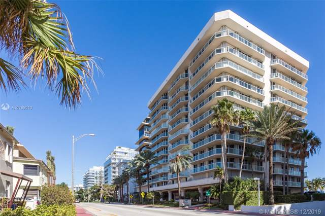 8925 Collins Ave 3G, Surfside, FL 33154 (MLS #A10789010) :: ONE Sotheby's International Realty