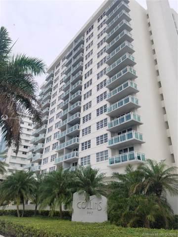 6917 Collins Ave #904, Miami Beach, FL 33141 (MLS #A10789089) :: GK Realty Group LLC