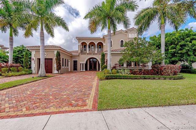 6935 Long Leaf Dr, Parkland, FL 33076 (MLS #A10789494) :: GK Realty Group LLC