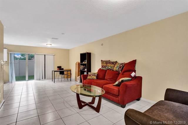 8761 SW 21st St Na, Miramar, FL 33025 (MLS #A10789561) :: Green Realty Properties