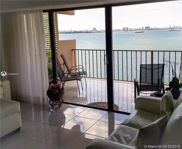 1800 NE 114th St #1407, Miami, FL 33181 (MLS #A10789864) :: Berkshire Hathaway HomeServices EWM Realty