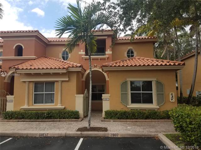 5001 Leeward Ln #2907, Dania Beach, FL 33312 (MLS #A10789882) :: THE BANNON GROUP at RE/MAX CONSULTANTS REALTY I