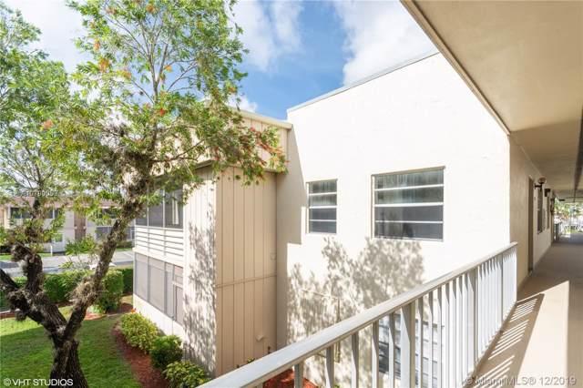 429 Saxony I #429, Delray Beach, FL 33446 (MLS #A10790053) :: Green Realty Properties