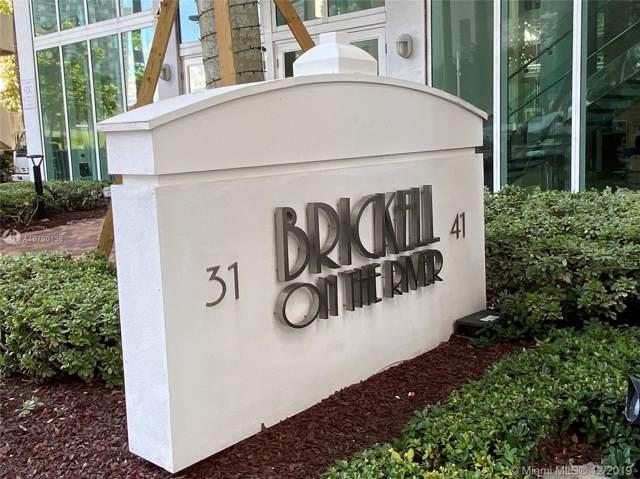 31 SE 5th St #1101, Miami, FL 33131 (MLS #A10790138) :: GK Realty Group LLC