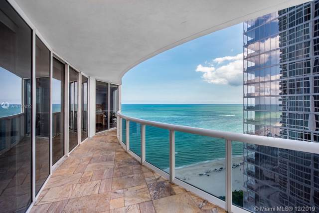 17201 Collins Ave #2403, Sunny Isles Beach, FL 33160 (MLS #A10790232) :: The Teri Arbogast Team at Keller Williams Partners SW