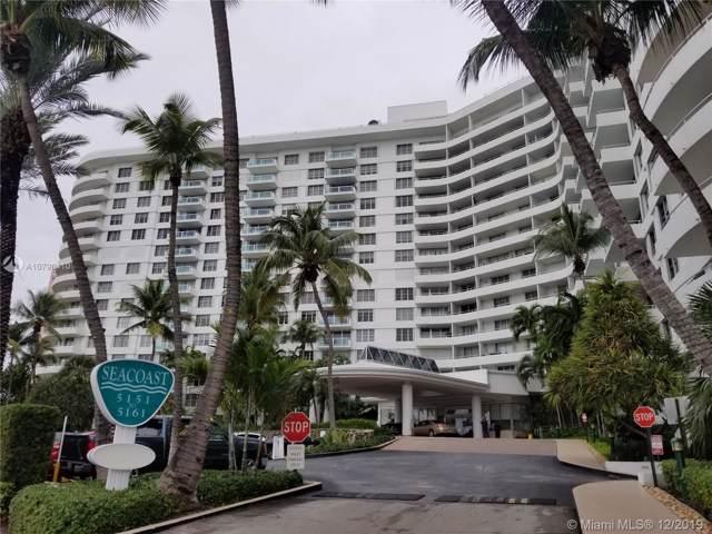 5151 Collins Ave #930, Miami Beach, FL 33140 (MLS #A10790410) :: Patty Accorto Team