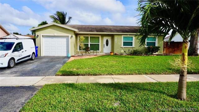 701 NW 86th Ave, Pembroke Pines, FL 33024 (MLS #A10790426) :: The Teri Arbogast Team at Keller Williams Partners SW