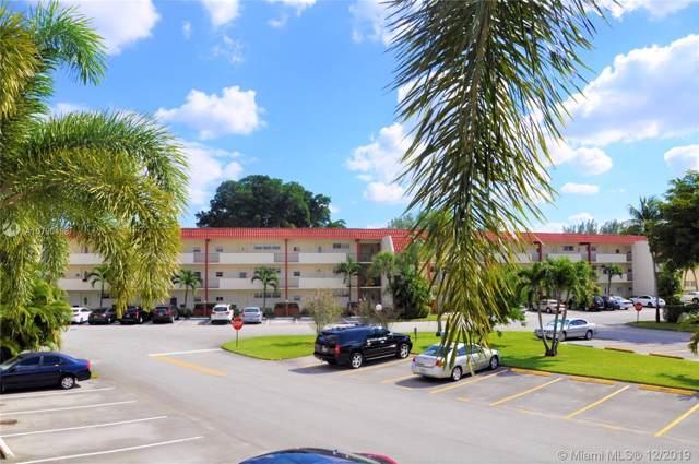 9411 N Hollybrook Lake Dr #205, Pembroke Pines, FL 33025 (MLS #A10790498) :: Laurie Finkelstein Reader Team
