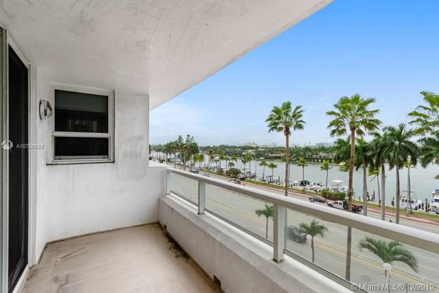 5005 Collins Ave #501, Miami Beach, FL 33140 (MLS #A10790588) :: Dalton Wade Real Estate Group