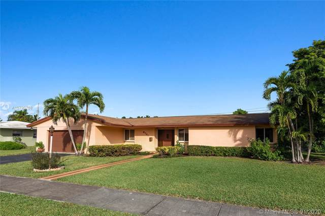 8791 SW 85th Ter, Miami, FL 33173 (MLS #A10790768) :: The Riley Smith Group