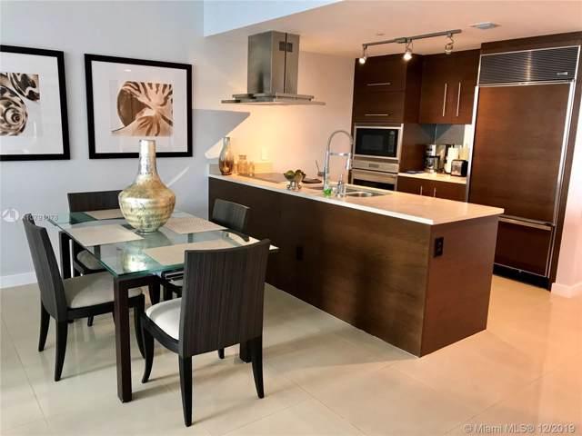 485 Brickell Ave #2107, Miami, FL 33131 (MLS #A10791078) :: Berkshire Hathaway HomeServices EWM Realty