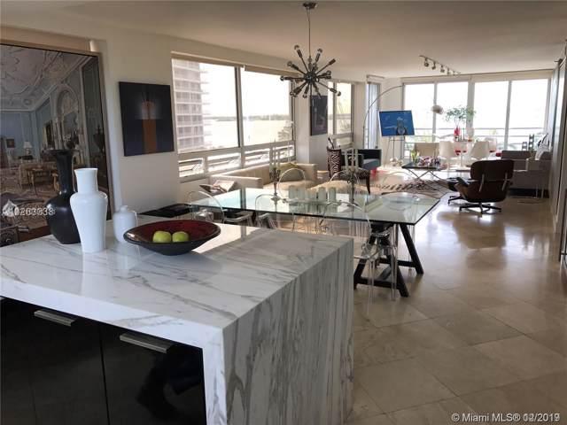 1541 Brickell Ave C-605, Miami, FL 33129 (MLS #A10791131) :: Green Realty Properties