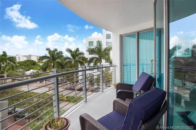 110 Washington Ave #1501, Miami Beach, FL 33139 (MLS #A10791324) :: Patty Accorto Team