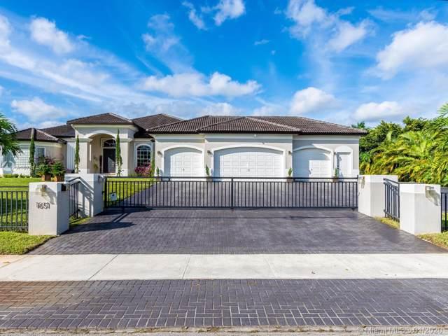 1651 SW 139th Ave, Davie, FL 33325 (MLS #A10791437) :: Castelli Real Estate Services
