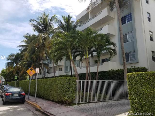 1610 Lenox Ave #305, Miami Beach, FL 33139 (MLS #A10791451) :: Prestige Realty Group