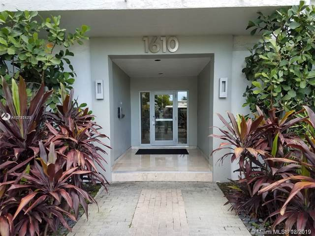 1610 Lenox Ave #203, Miami Beach, FL 33139 (MLS #A10791475) :: Prestige Realty Group