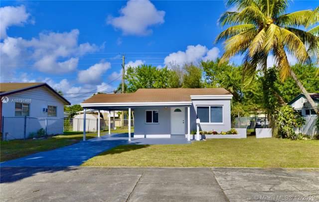 1855 NE 171st St, North Miami Beach, FL 33162 (MLS #A10791498) :: Patty Accorto Team