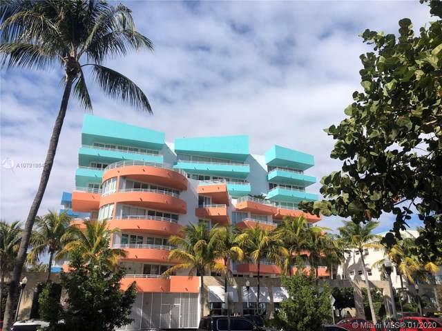 226 Ocean Dr 7F/7G, Miami Beach, FL 33139 (MLS #A10791864) :: The Paiz Group