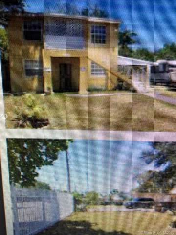 1121 NW 51st St, Miami, FL 33127 (MLS #A10791906) :: The Teri Arbogast Team at Keller Williams Partners SW